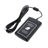 Discount 13 56Mhz Rfid Contactless Card Reader Writer Acr1281U C8 With 5Pcs Cards Black Export Not Specified