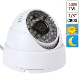 Where Can You Buy 1 3 Inch Cmos 1300Tvl 48 Ir Leds 3 6Mm Cctv Video Surveillance Dome Night Security Camera … No Storage Intl