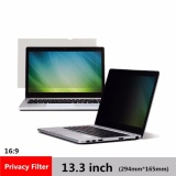 Buy Cheap 13 3 Inch Privacy Filter Screen Protective Film For Widescreen16 9 Laptop 294Mm 165Mm Intl