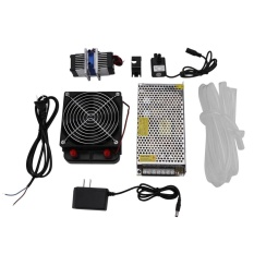 144W Semiconductor Thermoelectric Peltier Refrigeration Cooler+Water Cooling System(cooler kit) - intl