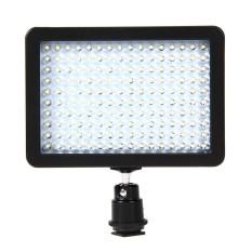 Lampe stroboscopique pour flash avec caméra vidéo de 160 led (noir) - Intl de Crystalawaking.
