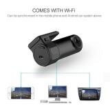 New 170O Wide Angle Mini Wifi Car Dvr Hd 1080P Camera Video Dash Cam Recorder Intl