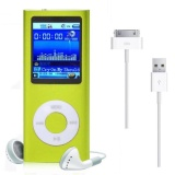 1 8 8Gb Mp3 Mp4 Slim Digital Lcd Screen Fm Radio Music E Book Video Player Gn Intl Price Comparison