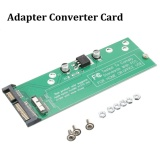 Price Comparisons 18 Pin 12 6 Pin To 2 5 Sata 22 Pin Ssd Adapter Converter Card Hard Disk Drive Adapter Card For Apple Macbook Air 2010 2011 Intl