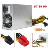 1800W Mining Power Supply Machine For Bitcoin Eth Rig Antminer Miner S9 S7 90 Intl On Line
