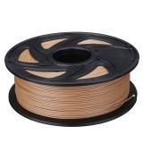 Best Offer 1Kg 2 2Lb Filament 1 75Mm Pla Wood Color For 3D Printer Reprap Markerbot Intl