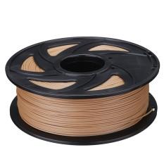 Who Sells 1Kg 2 2Lb Filament 1 75Mm Pla Wood Color For 3D Printer Reprap Markerbot Intl