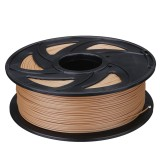Sale 1Kg 2 2Lb Filament 1 75Mm Pla Wood Color For 3D Printer Reprap Markerbot Intl China