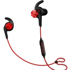 Best Price 1More Ibfree Bluetooth V4 1 Stereo Headphone Earhook Hands Free Headset Red Intl