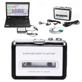 Price 1Pc Usb Portable Cassette Tape To Mp3 Cd Converter Capture Audio Music Player Intl China