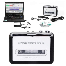 How To Buy 1Pc Usb Portable Cassette Tape To Mp3 Cd Converter Capture Audio Music Player Intl