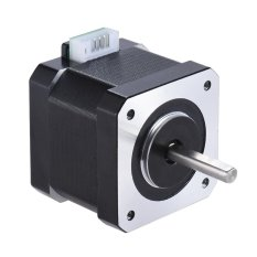 1Pcs Nema 17 Stepper Stepping Motor Drive Control 2 Phase 1 8 Degree 9A 4N M 42Mm With 90Cm Lead Cable 3D Printer Cnc Accessory Replacement Black Intl Compare Prices