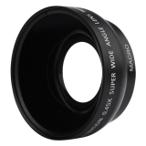 2 In 1 49Mm 45X Wide Angle Macro Camera Lens With Two Caps Intl Review