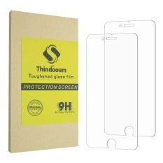 For Sale 2 Pack Iphone 6 6S Tempered Glass Anti Explosion Screen Protector Thindooom Screen Protector For Apple Iphone 6S 6 Phone Cover Glass Intl