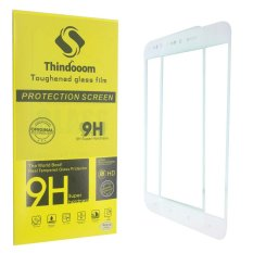 Deals For 2 Pack Xiaomi 5X Tempered Glass Anti Explosion Protector Thindooom 9H Screen Protector For Mi 5X Phone Cover Glass White Intl