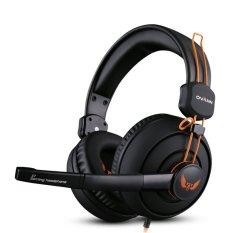 2019 High Quality TTLIFE Ovann X7 headset Gaming Headset (Orange)