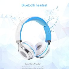 2019 High Quality TTLIFE Wireless Bluetooth On-Ear DJ Studio Headphones with built-in