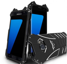 Sale 2016 New R Just Batman Metal Aluminum Shockproof Cover Case For Samsung Galaxy S7 Intl China Cheap