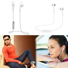 2017 Newest Design Earphone For Iphone Mobile Phone Bluetooth Earphone Sweatproof Earbuds Sports Headphone 4 Colors Fashion Headset Stereo Earpiece Wireless Earphone Intl Coupon