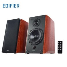 2017 wholesale and retail high quality Edifier / Edifier R2000DB classic version of the wireless remote control Bluetooth audio 4.0 home speakers + computer peripherals (black) - intl