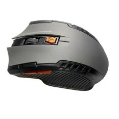 2.4 GHz Wireless 2400DPI 6 Buttons USB Optical Gaming Mouse for PC Laptop(Grey) - intl