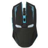 2400Dpi G5 6D Usb 6 Buttons Optical Wireless Gaming Mouse Luci A Led Pc Black China