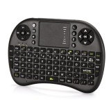 Where To Buy 2 4G Wireless Mini Keyboard With Touchpad For Pc Andriod Tv Box Black Intl