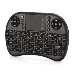 Buy 2 4G Wireless Mini Keyboard With Touchpad For Pc Andriod Tv Box Black Intl Oem Online