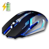 Cheapest 2 4Ghz Wireless X7 2Nd Rechargeable Silent Usb Optical Ergonomic Gaming Mouse Intl Online