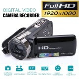 Best Rated 24M Full Hd 1080P Digital Video Camera Dv Camcorder Recorder With 2 7 Lcd Screen Black Intl