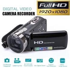 24M Full Hd 1080P Digital Video Camera Dv Camcorder Recorder With 2 7 Lcd Screen Black Intl Cheap
