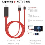 Best Deal 2M High Quality 8 Pin To Hdmi Hdtv Av Adapter Cable For Lightning For Phone Intl