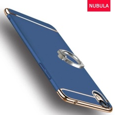 Buy 3 In 1 Hard Pc Protective Back Cover Case Anti Falling Phone Cover Shockproof Phonecase For Oppo A37 Neo9 With Metal Ring Color C8 Intl China