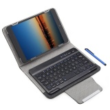 Price 3 In 1 Universal Wireless Bluetooth Keyboard Tablet Protective Case With Stander For Ios Android Windows 7 8 Inch Black Intl Oem Online