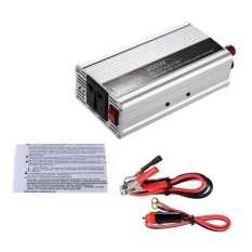 For Sale 300W Dc12V To Ac220V Portable Modified Sine Wave Power Inverter Charger Hot Intl