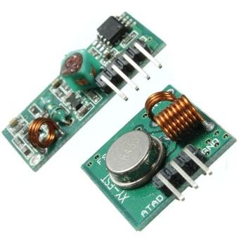 315MHz XD-FST XD-RF-5V Wireless Transmitter Receiver Module