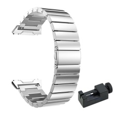 316L Stainless Steel Metal Watch Strap For Fit Bit Ionic Watch Band Intl Oem Cheap On China