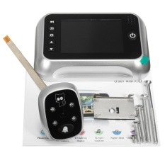 Who Sells The Cheapest 3 5 Lcd Wireless Video Digital Door Monitor Peephole Doorbell Ir Camera Viewer Intl Online