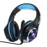 Price Comparisons 3 5Mm For Ps4 Gaming Headset Led Flexible Wired Headphones Stereo Surround Intl