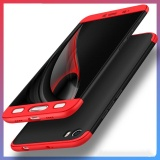 Price 360 Degree Full Protect Hard Pc Cases For Xiaomi Mi 5 5 15 Inch Fashion Thin 3In1 Cover Case Back Cover Coque With Tempered Glass Black Red Intl Oem Original