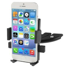 Best Offer 360 Degrees Rotating Car Mobile Phone Holder Install On Vehicle Cd Player Disk Slot Stand Mount For Iphone 6 And 6S Smartphone
