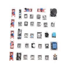 Buy 37Pcs Diy Sensor Kit Set For Arduino Intl Vakind Online