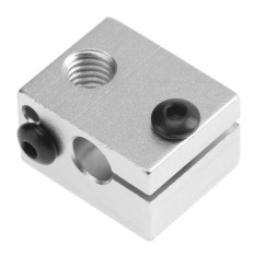 Computers/tablets & Networking Provided V6 Aluminum Heater Block All-metal Extruder Hotend 20*16*12mm 3d Printer Parts Parts & Accessories