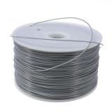 Cheapest 3D Printer Filament Spool 1Kg 2 2Lb Pla 1 75Mm Grey Intl Online