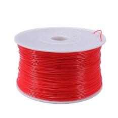 The Cheapest 3D Printer Filament Spool 1Kg 2 2Lb Pla 1 75Mm Red Intl Online
