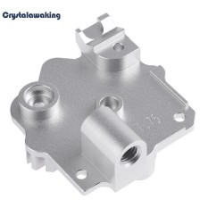 3D Printer Titan Aero Heat Sink 1 75Mm For Extruder Upgrade V6 Hotend Silver Intl Lowest Price