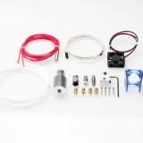 3D Printer V6 Hot End Kit 1 75 4Mm Nozzle For E3D Intl Free Shipping