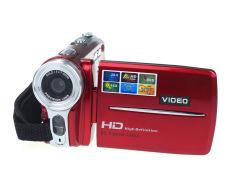 Buy 3In Tft Lcd 20Mp Digital Video Camcorder 16X Digital Zoom Dv Camera Red Oem Original