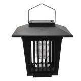 Cheap 3In1 Insect Zapper Kill Bugs Repeller Solar Uv Led Light Lamp