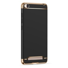 3in1 Ultra-thin Electroplated PC Back Cover Case for Xiaomi Redmi 4A - intl